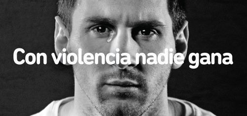 Parar la violencia en el futbol