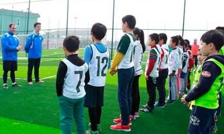 Motivar un equipo de futbol