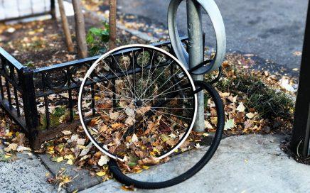 Bicleta robada. Biciregistro.