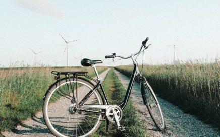 bicicleta en Aragón