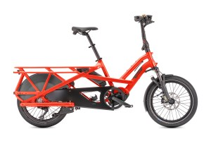 Bicicleta eléctrica Tern GSD S10