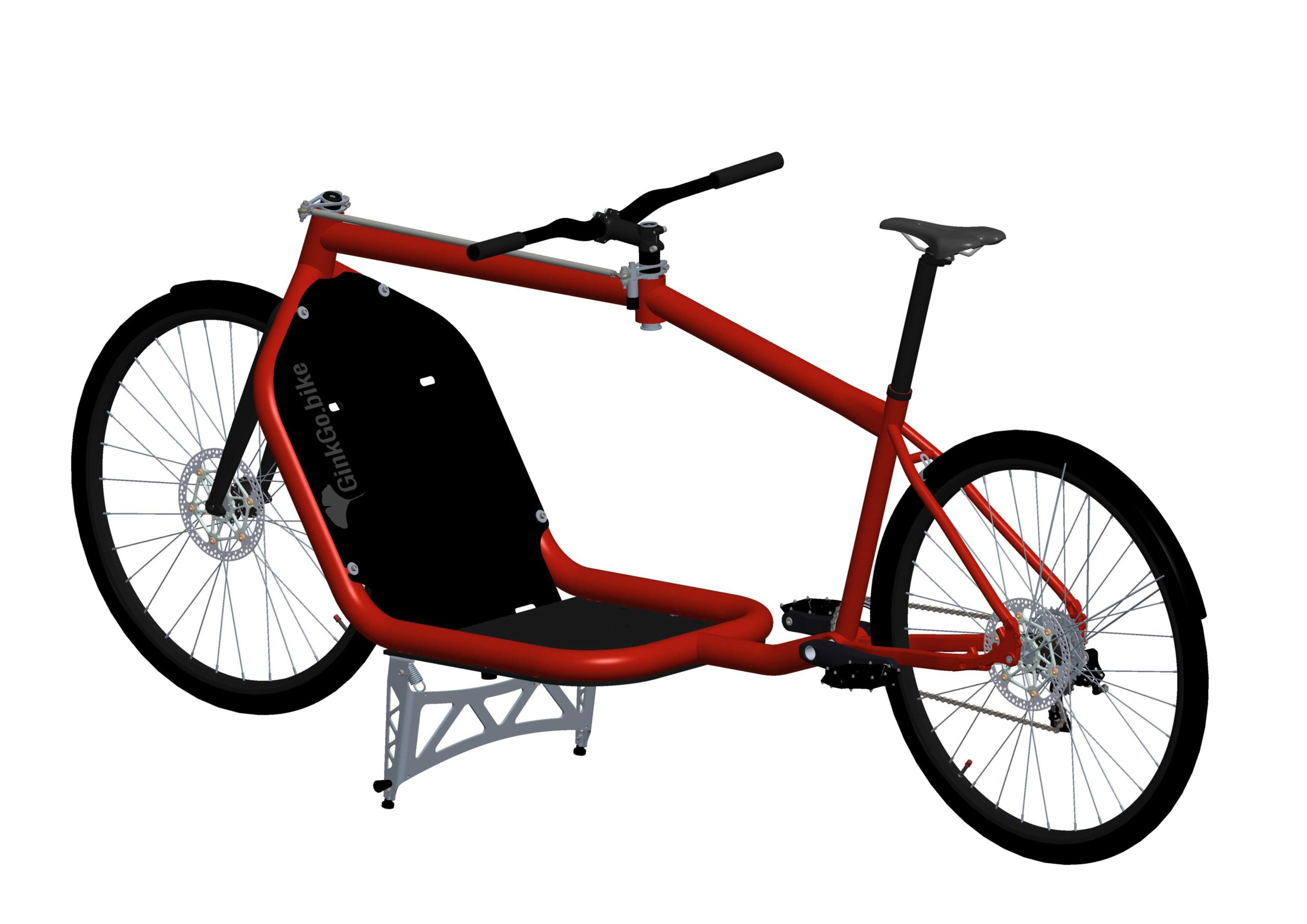 Bicicleta Ginkgo