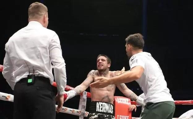lejarraga vs avanesyan 2, combate boxeo, español, bilbao arena, noticias de boxeo