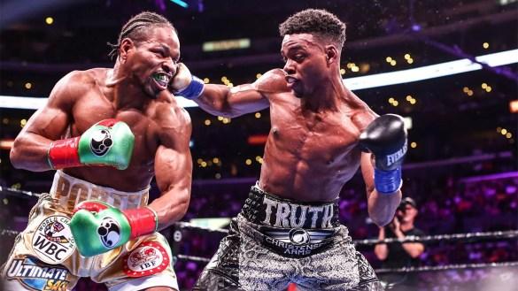 errol spence contra shawn porter, noticias combate boxeo, titulo campeon cinturon, resumen de la pelea, velada