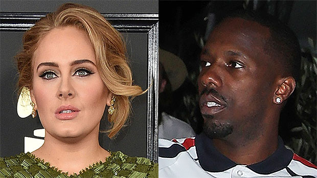Adele & BF Rich Paul Head To In-N-Out For Burgers & Shakes On Casual Week Day Date — Photos