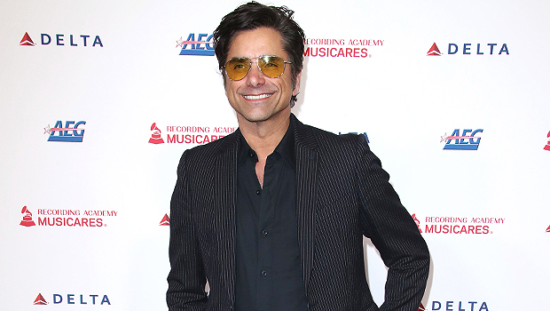 John Stamos Overcome With Emotion As His Son Billy Goes To His First Day Of School