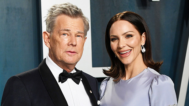 Katharine McPhee, 37, Shares Cheeky Texts & Lingerie Pic With Husband David Foster, 71: 'Hot Mom'