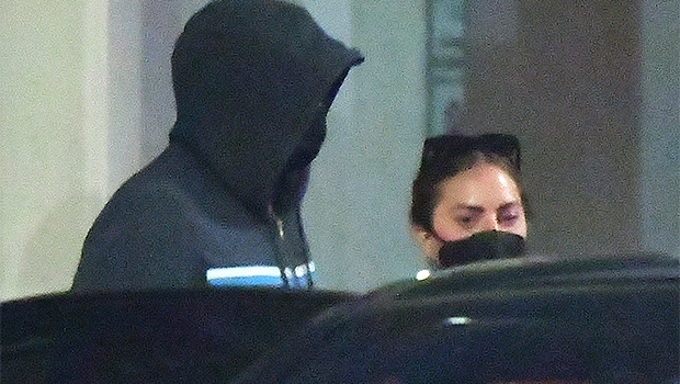 Lady Gaga Makes A Rare Public Outing With BF Michael Polansky As They Touch Down At LAX – Photos