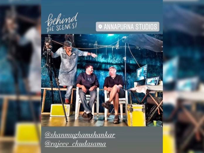 Ram Charan and Kiara Advani wrap up photoshoot for RC15