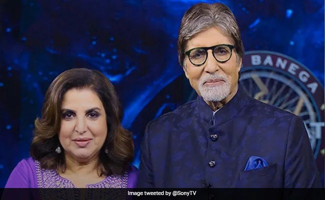 """When Amitabh Bachchan Was Scolded By Farah Khan: """"Who Do You Think You Are?"""""""