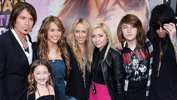 Miley Cyrus' Siblings: Everything To Know About Her 3 Brothers & 2 Sisters