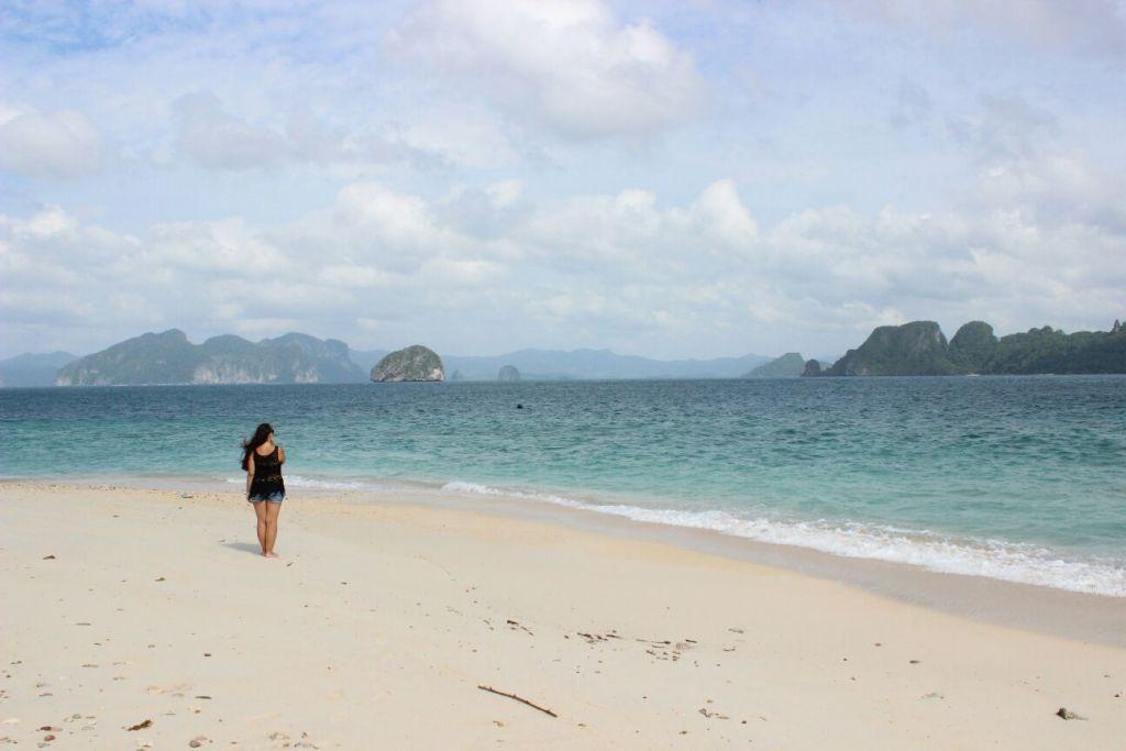Pangulasian Island - Entre nubes de algodon