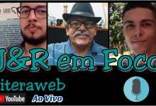 Photo of J&R em Foco entrevista Lucas Salgueiro, Zé Salvador e Matheus Pimenta neste sábado, dia 28
