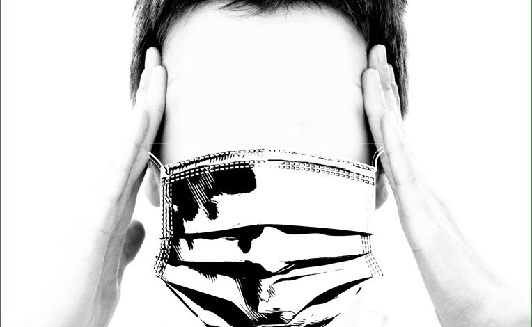 Photo of As Máscaras caíram