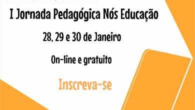 Photo of Nós Educação realiza aI Jornada Pedagógica on-line e gratuita