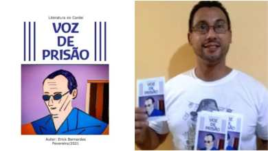 Photo of Escritor Gonçalense disponibiliza, gratuitamente, versão on-line de cordel sobre Graciliano Ramos