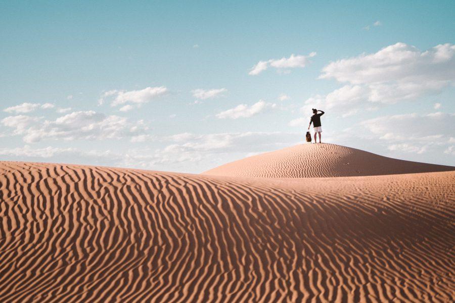 Les subtilités de traverser un désert