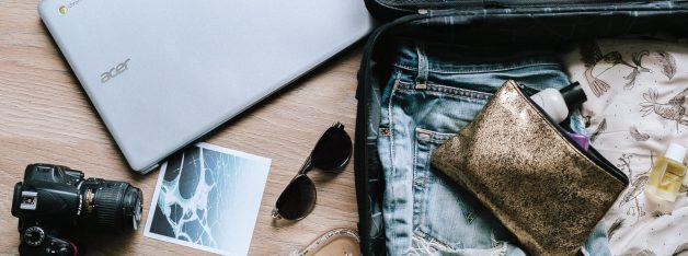 Les indispensables de la valise d'un digital nomade