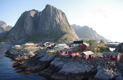 Voyage en Norvège - Eric & The Trip