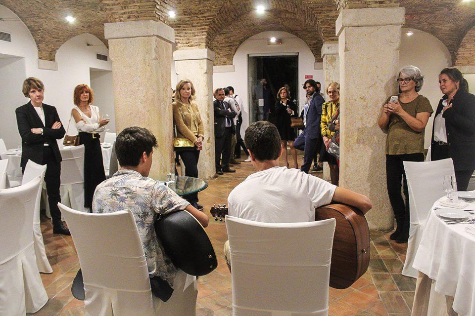 Dîner de Solidarité en soutien aux victimes des incendies au Portugal