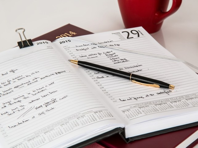 calendrier anti procrastination