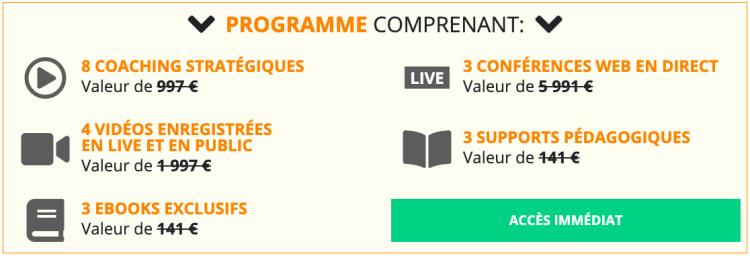 Programme Spark série préparatoire
