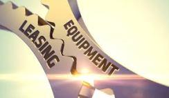Equipment Leasing Business