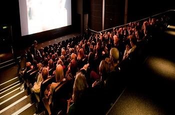 The cinema etiquette