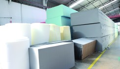 foam production business