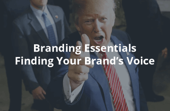 find your brand's voice