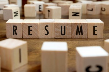 phrases and words to avoid in your curriculum vitae