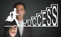 becoming successful in business