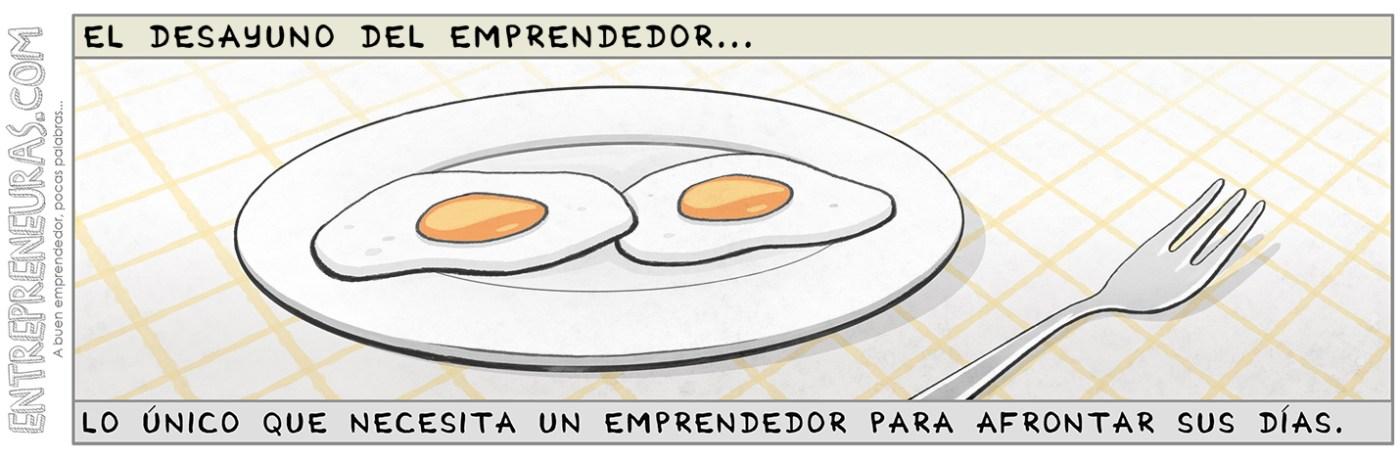 El desayuno del emprendedor - Entrepreneuras.com