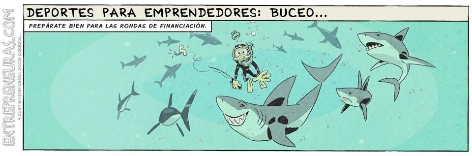 Buceo (deportes para emprendedores) - Entrepreneuras.com