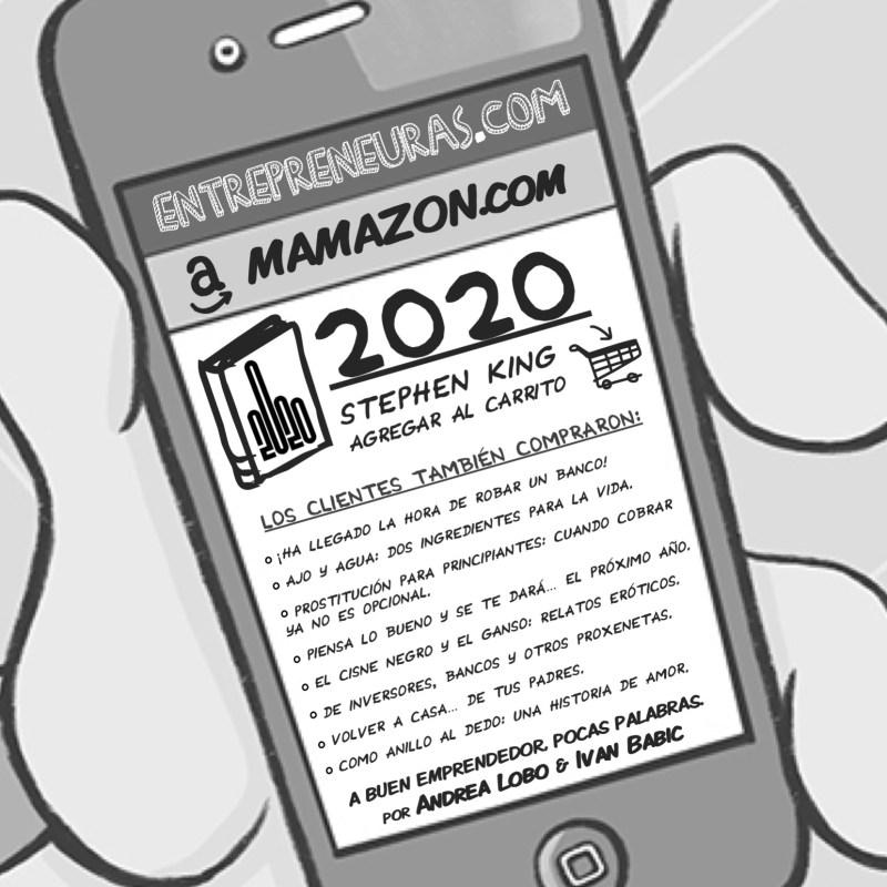 2020 por Stephen King - Entrepreneuras.com