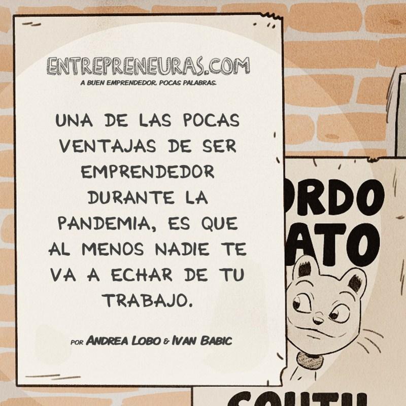 Desempleo y Coronavirus - Entrepreneuras.com