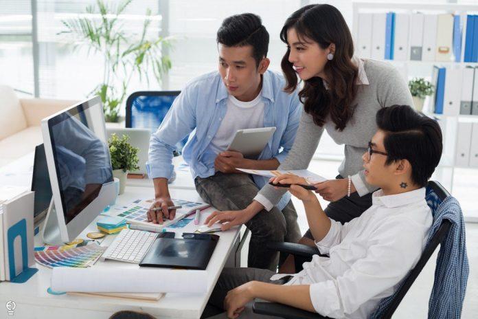 diskusi bisnis - diskusi