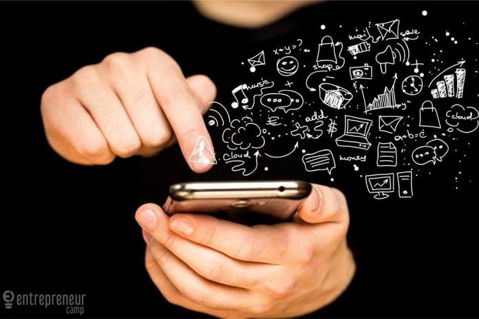 aplikasi mobile smartphone handphone