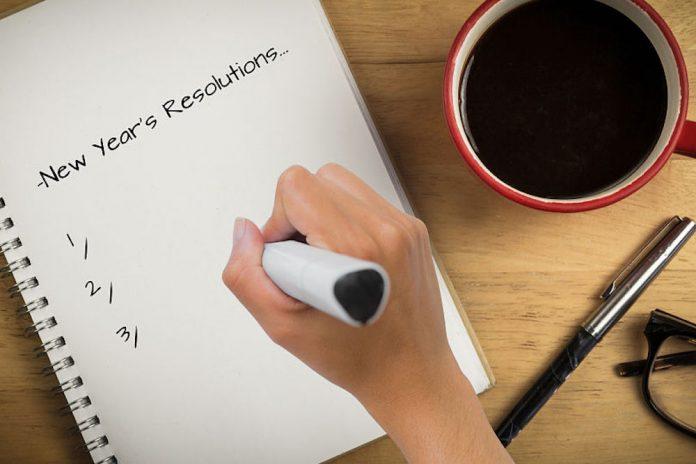 resolusi memulai bisnis di tahun baru