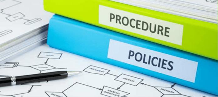 sop standar operasional prosedur