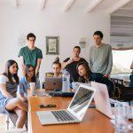 trik merancang kantor di rumah agar privasi keluarga tetap terjaga