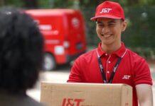 Cara Jemput Paket J&T