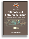Rules of Entrepreneurship