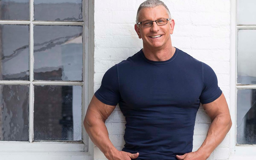 5 Questions w/Robert Irvine on Food Entrepreneurship