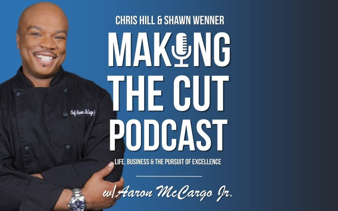 EP34: Aaron McCargo Jr. – Harnessing the Power of Belief
