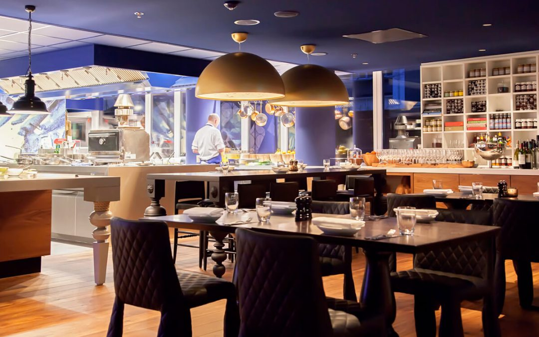 Clever Ways to Create More Space in Your Restaurant