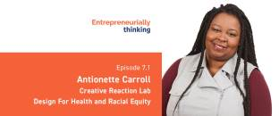 Antionette Carroll | Creative Reaction Lab