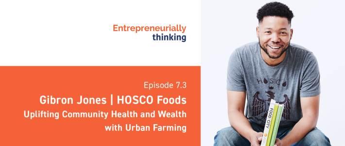 Gibron Jones HOSCO Foods Banner