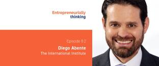 Diego Abente | The International Institute