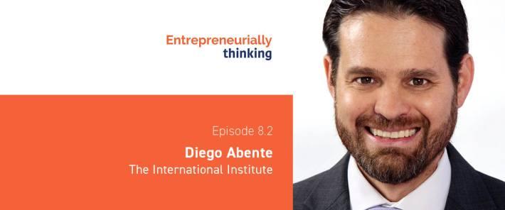 Diego Abente | The International Institute